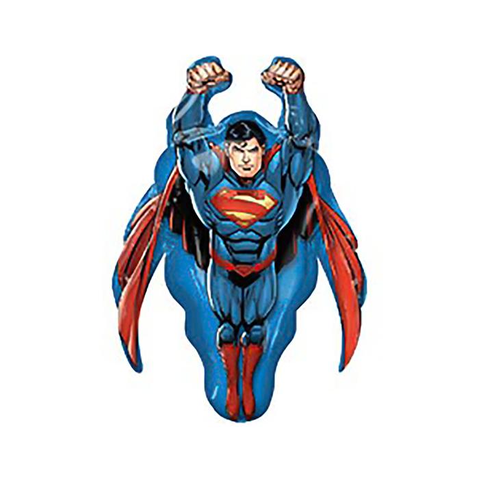 """Шар фольгированный 23"""" """"Супермен летящий"""""""