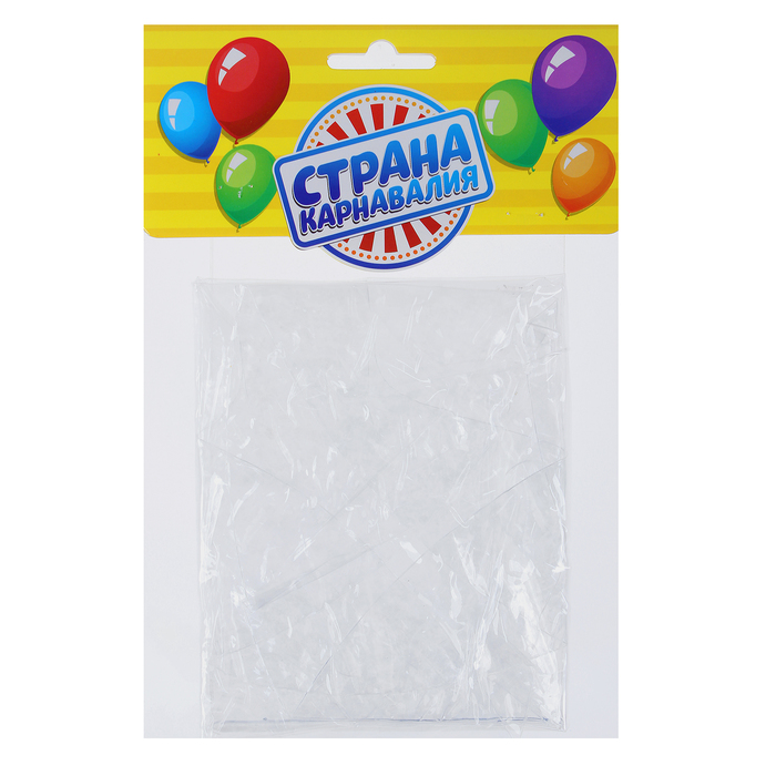 """Шар полимерный 32"""" """"Сфера"""" прозрачный"""