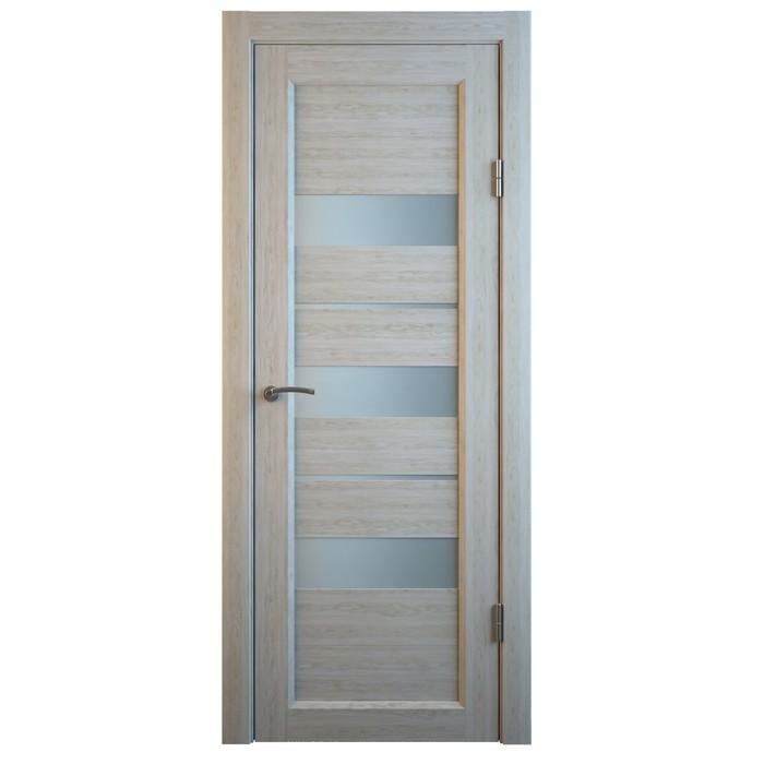 Комплект межкомнатной двери С-5 Дуб монтана грей 3 2000х800