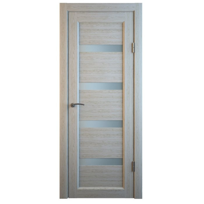 Комплект межкомнатной двери B-4 Дуб монтана грей 3 2000х600