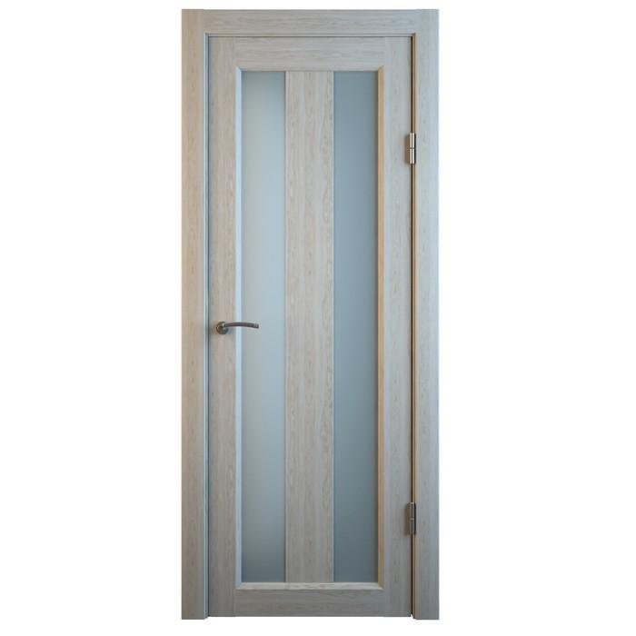 Комплект межкомнатной двери Т-1 Дуб монтана грей 3 2000х900