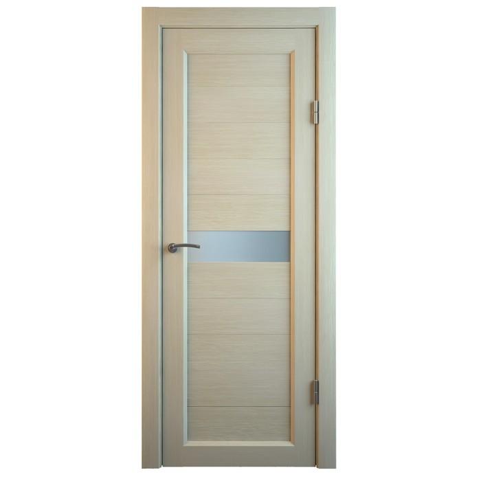 Комплект межкомнатной двери С-1 Лиственница 1 2000х600