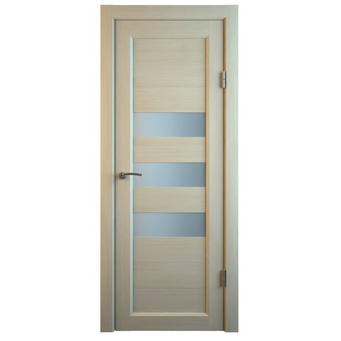 Комплект межкомнатной двери С-3 Лиственница 1 2000х700