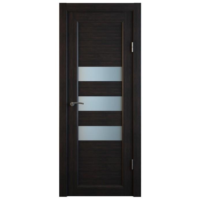 Комплект межкомнатной двери С-3 Тиковое дерево 4 2000х600