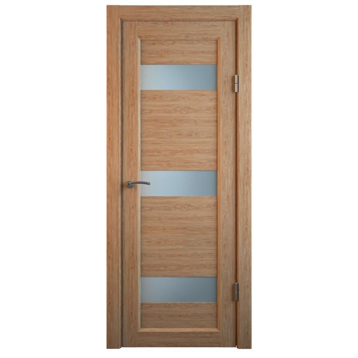 Комплект межкомнатной двери С-4 Дуб монтана 2 2000х900