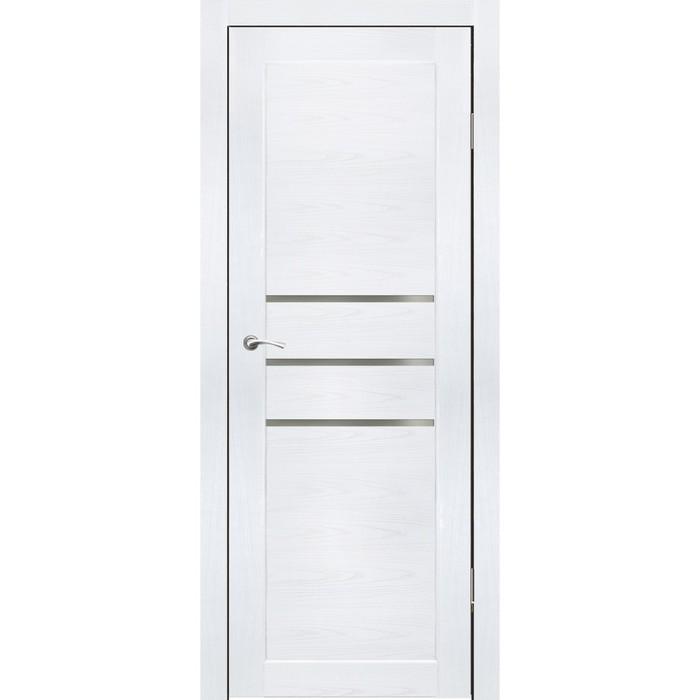Комплект двери Мураками Ясень белый 2000х700