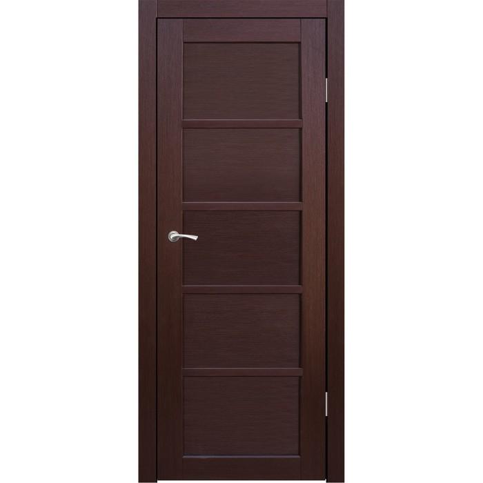 Комплект двери Торонто Венге ДГ  2000х700