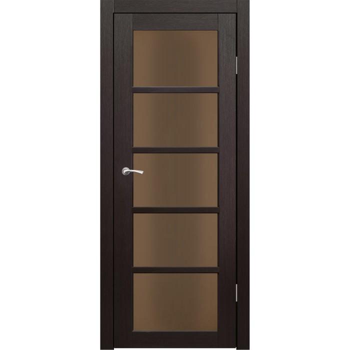 Комплект двери Торонто Венге бронза сатин 2000х800