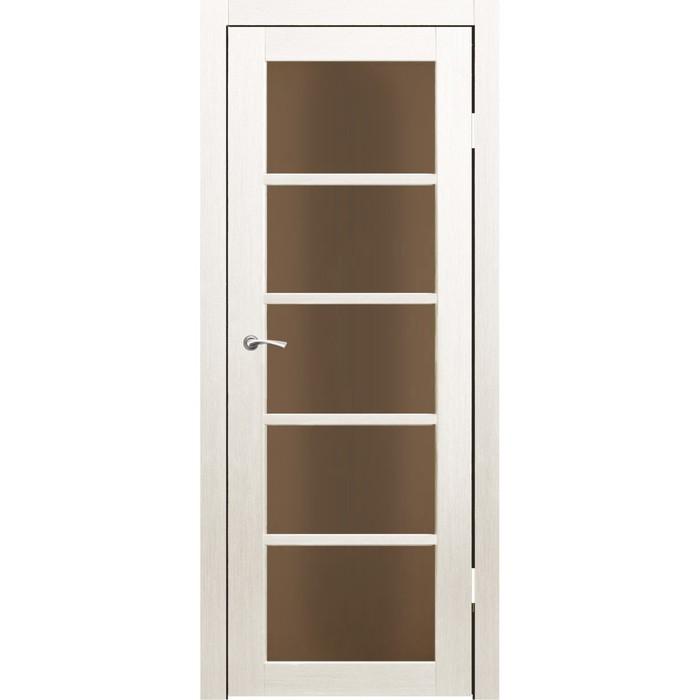 Комплект двери Торонто Дуб перламутр бронза сатин 2000х600