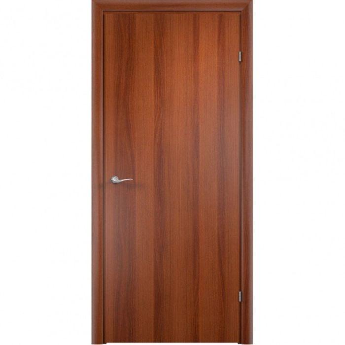 Дверное полотно ПГ Итальянский орех 2000х600