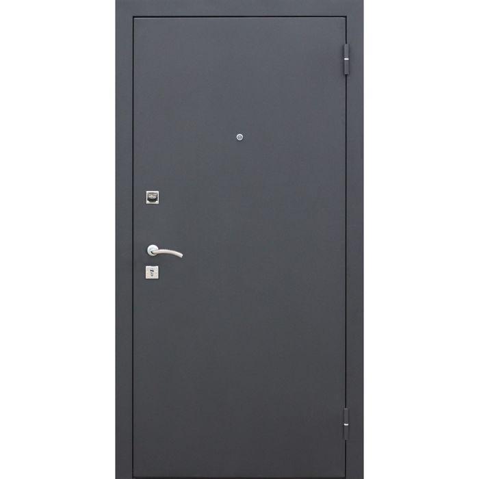 Дверь входная ««Гарда»», венге тобако, 2050 × 860 мм (левая)