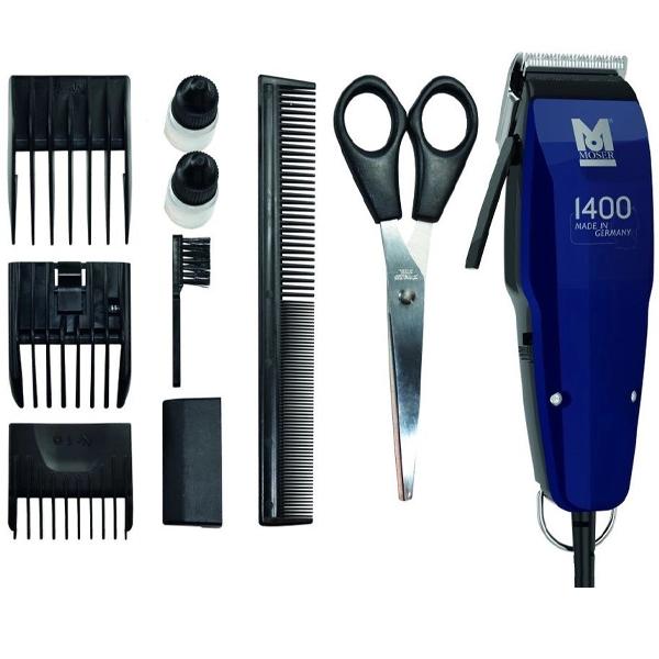 Машинка  для стрижки волос Moser Blue edition 1400-0452
