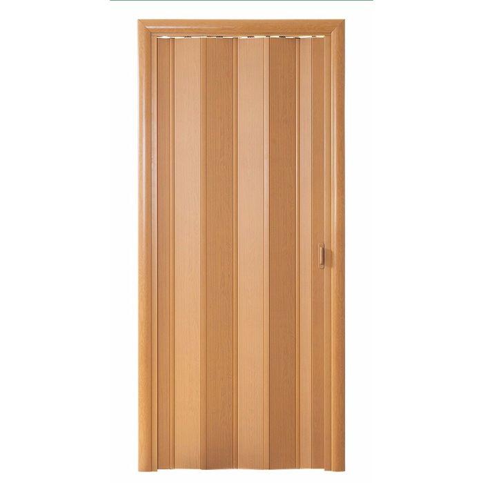 Дверь раздвижная «Стиль», ПВХ, миланский орех, 2020 × 840 мм