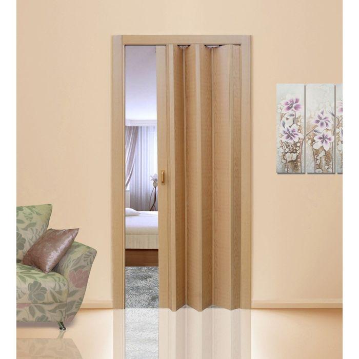 Дверь раздвижная «Стиль», ПВХ, дуб старый, 2020 × 840 мм