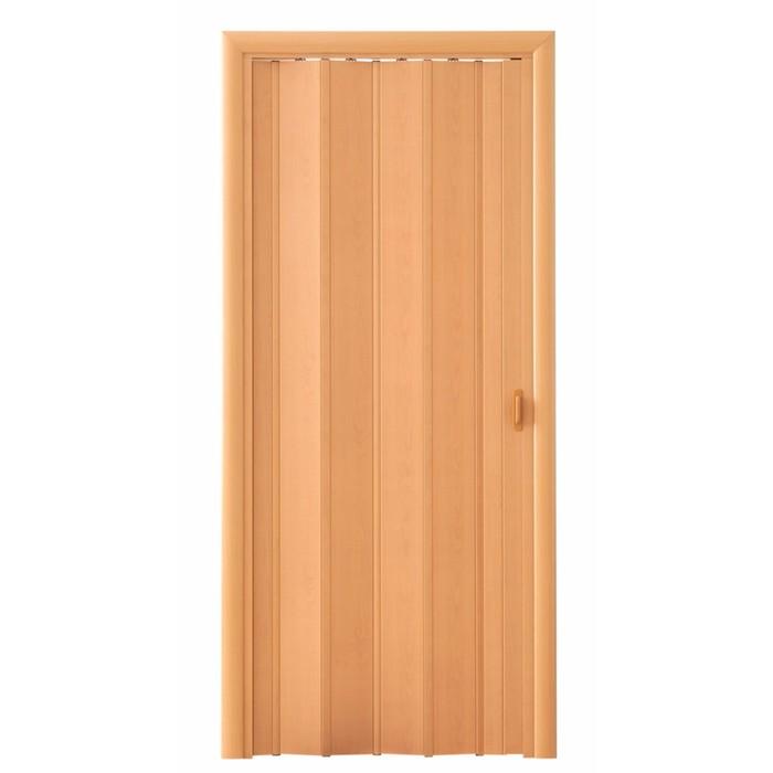 Дверь раздвижная «Стиль», ПВХ, бук тёмный, 2020 × 840 мм