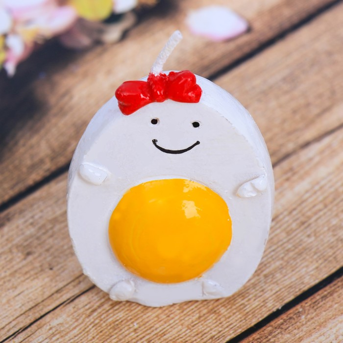 Свеча пасхальная «Яйцо»