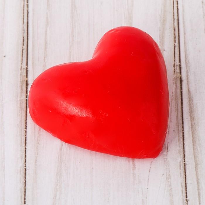 Свеча-сердце «Люблю тебя»
