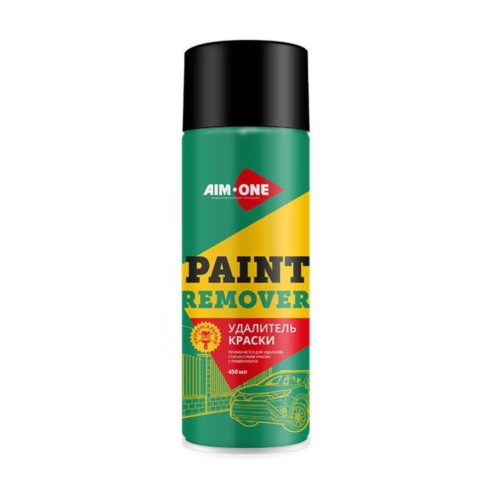 Смывка для удаления краски AIM-ONE Paint Remover PR-450, 0,45 мл