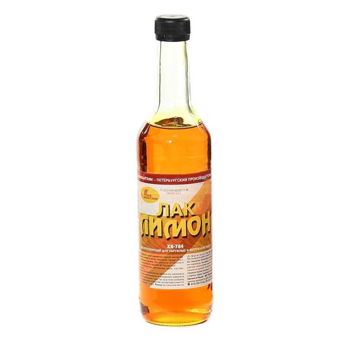 Лак ХВ-784 Лимон 0,5л