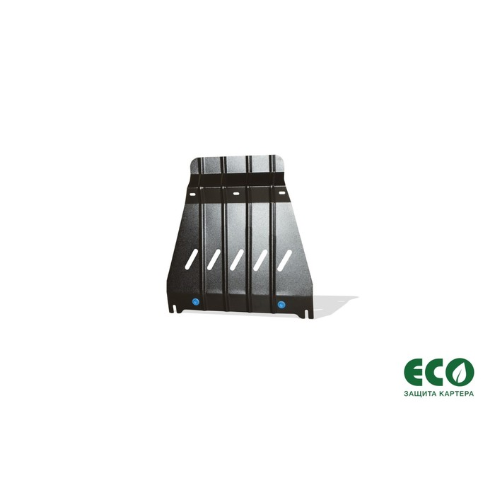 Защита редуктора и креп. ECO TOYOTA LC200, LEXUS LX (2015-2016); (Установка с ECO.48.37.020)