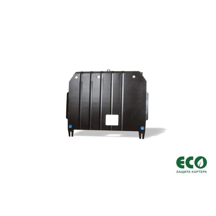 Защита картера и крепеж ECO KIA Ceed (2015-2016), HUYNDAI i30 (2015-2016) 1,4/1,6 бензин МКПП