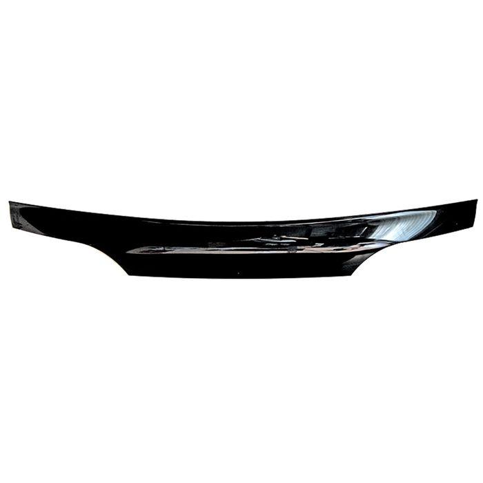 Дефлектор капота Лада Гранта 2011- Voron Glass с еврокрепежом