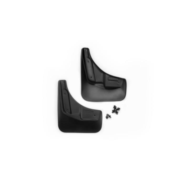 Брызговики передние LADA Granta/ Granta Liftback, 2011-2014, 2014-2016 2 шт. (полиуретан)