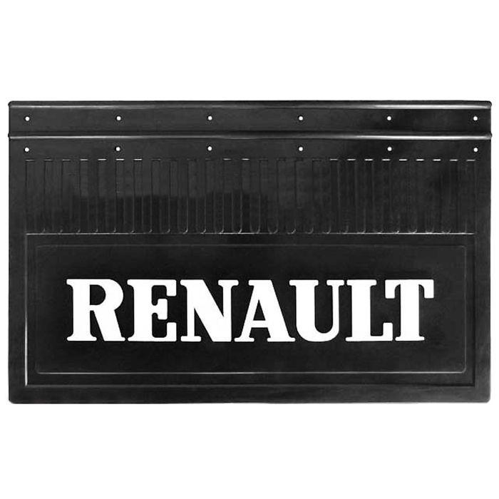 Брызговики на грузовики для Renault, 600х400 мм, набор 2 шт.