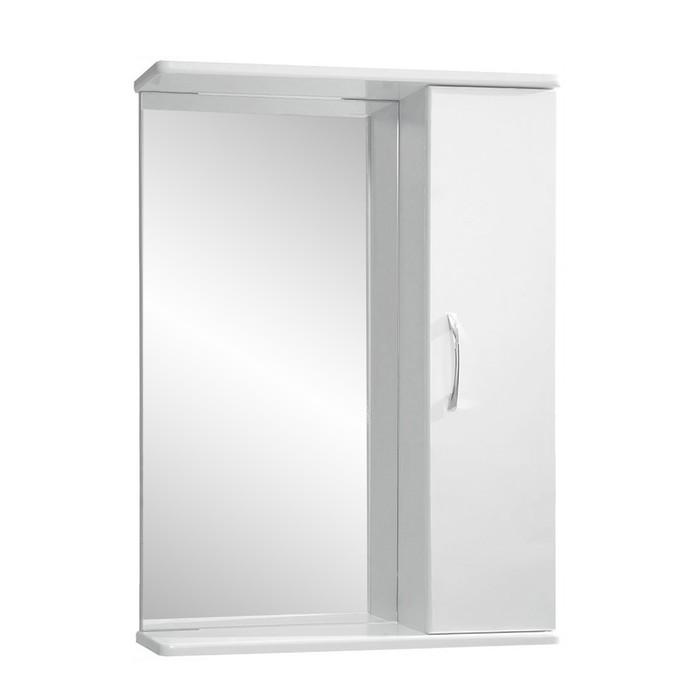 """Зеркало-шкаф """"Прима  500""""   правое"""