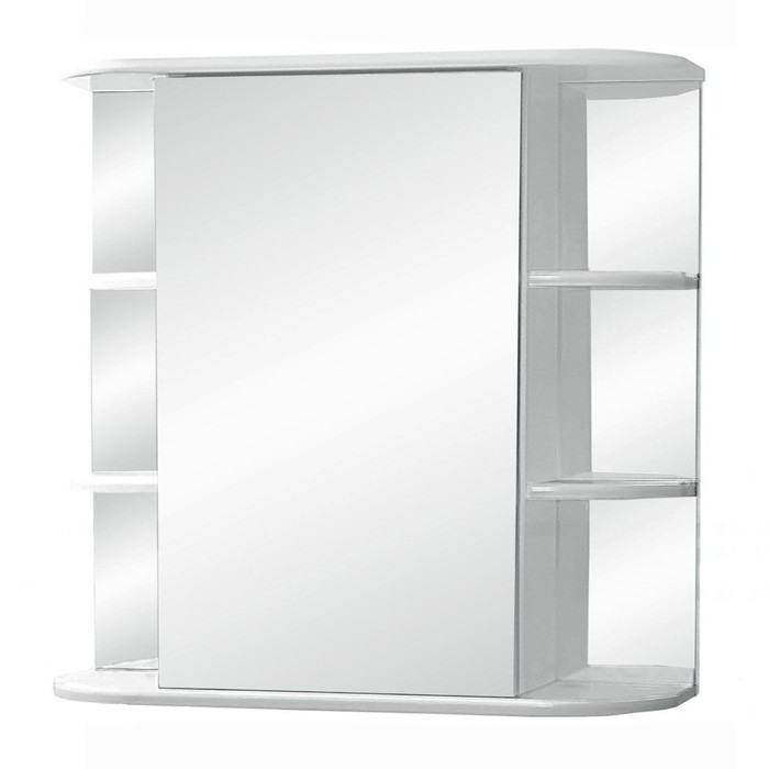 "Зеркало-шкаф  ""Герда"" 65  фацет левое"