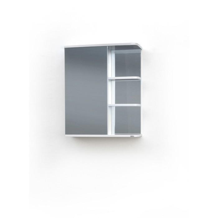 Шкаф-зеркало Версаль правый 55