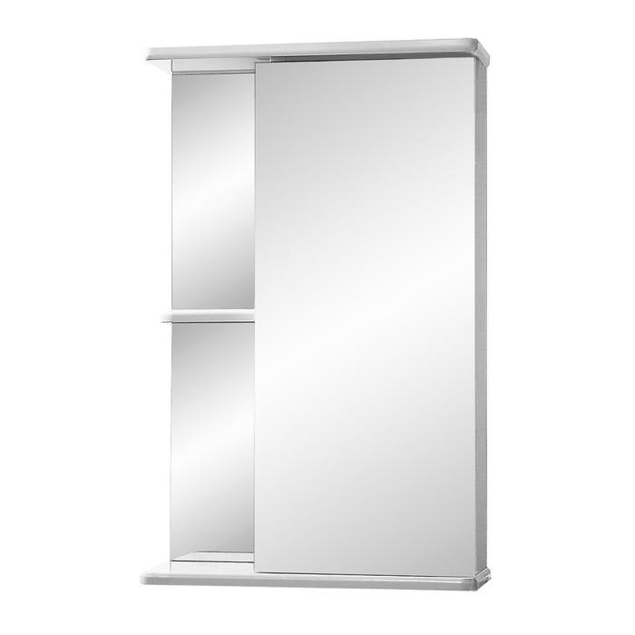 """Зеркало-шкаф """"Ника 40"""" фацет правое"""