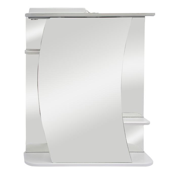 """Зеркало-шкаф """"Линда, светильник"""" 550 правое"""