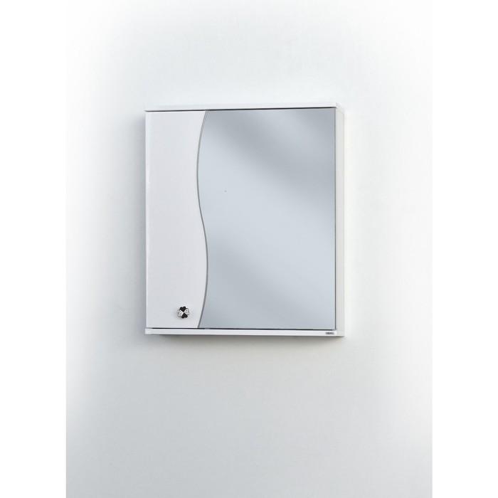Шкаф-зеркало Аквилон Левый 60