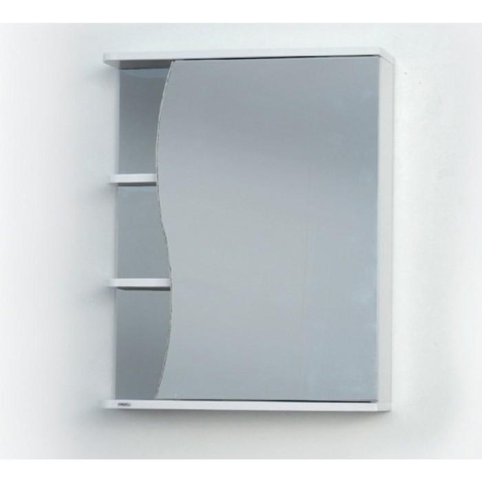 Шкаф-зеркало Виола Левый 55