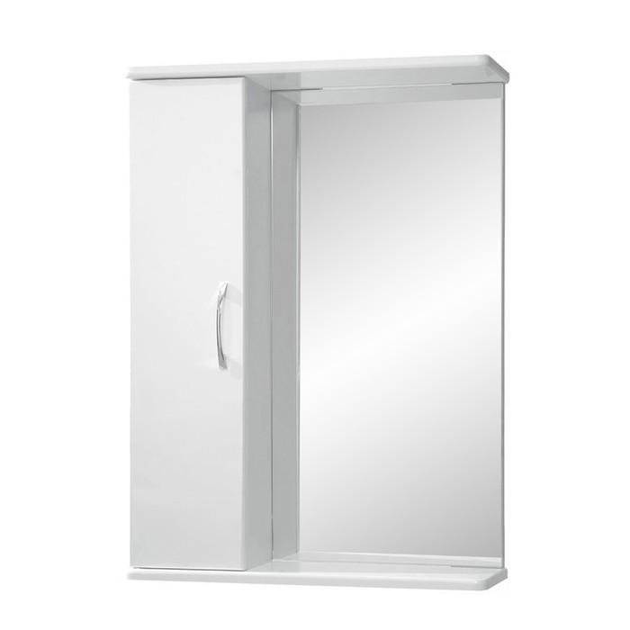 """Зеркало-шкаф """"Прима  50"""" левое"""