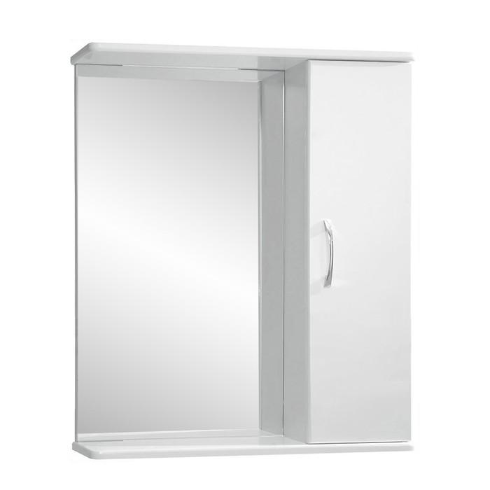"""Зеркало-шкаф""""Прима  600"""" правое"""