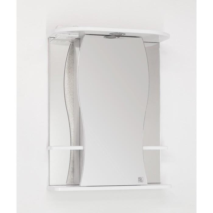 Зеркало-шкаф Лорена 55/С