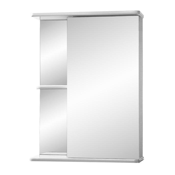 """Зеркало-шкаф """"Ника"""" 50 фацет правое"""