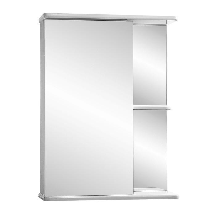 """Зеркало-шкаф """"Ника"""" 500 фацет левое"""