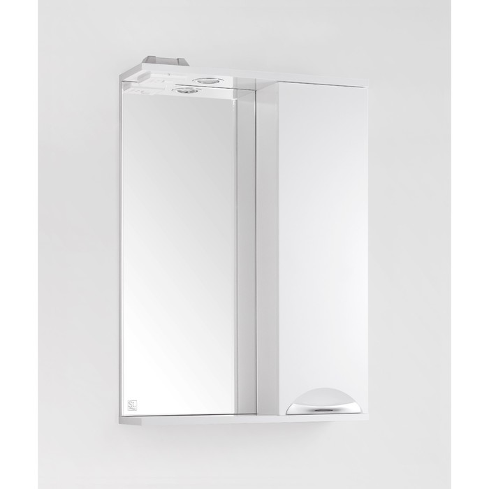 Зеркало-шкаф Жасмин 55/С