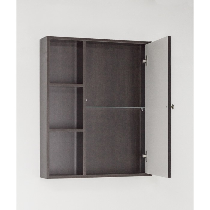 Зеркало-шкаф Кантри 65, Венге