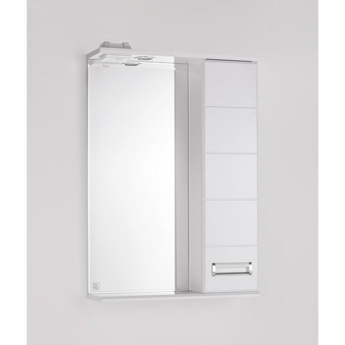 Зеркало-шкаф Ирис 55/С