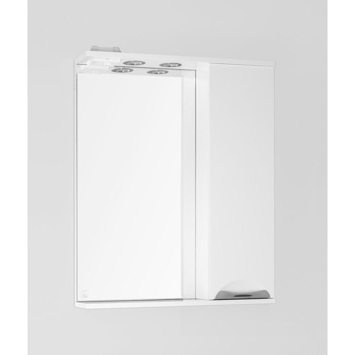 Зеркало-шкаф Жасмин 65/С