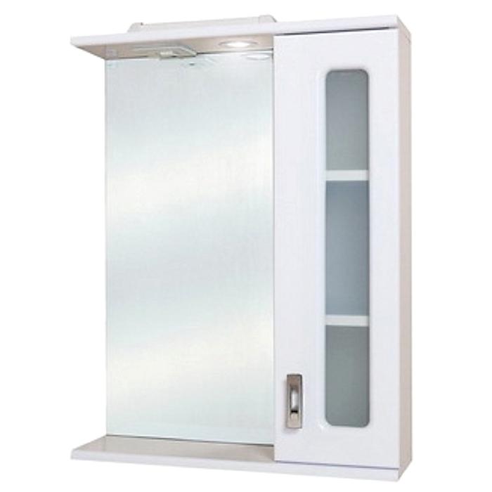 Зеркало-шкаф Onika Кристалл 58.01, Правый