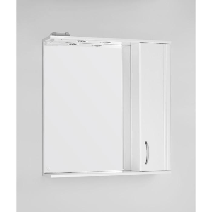 Зеркало-шкаф Панда 75/С
