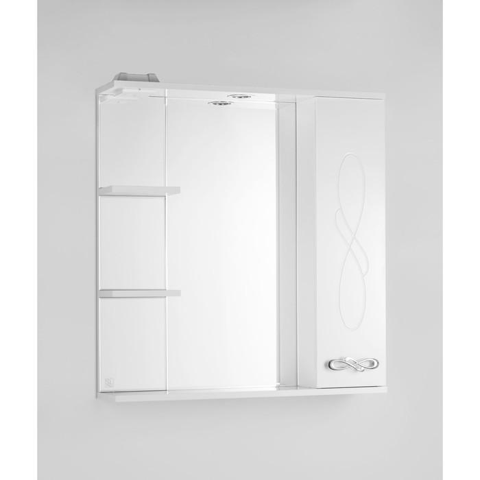 Зеркало-шкаф Венеция 75/С