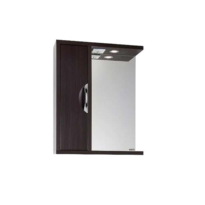 Шкаф-зеркало Габи 60 см Венге, левое