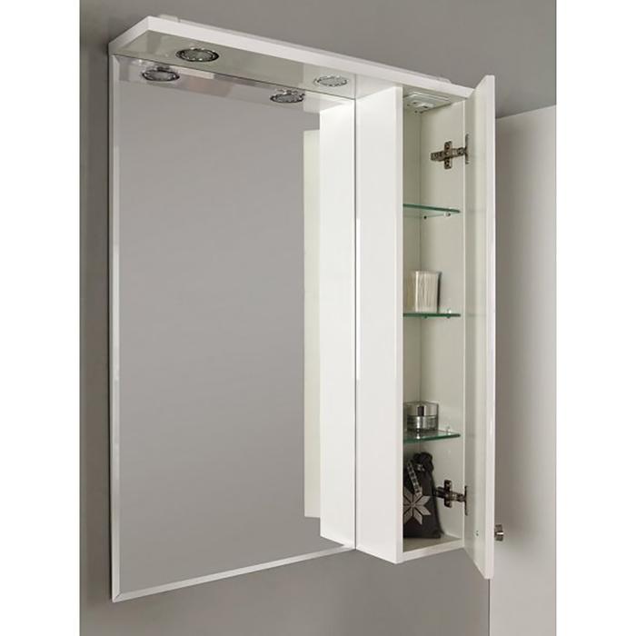 Зеркало-шкаф «Лиана-60», правое