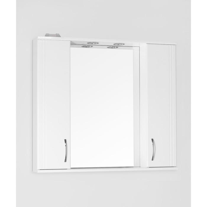 Зеркало-шкаф Панда 90/С